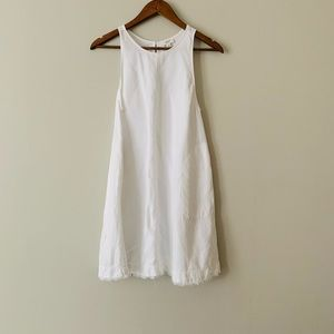 Wilfred Linen Blend Shift Dress